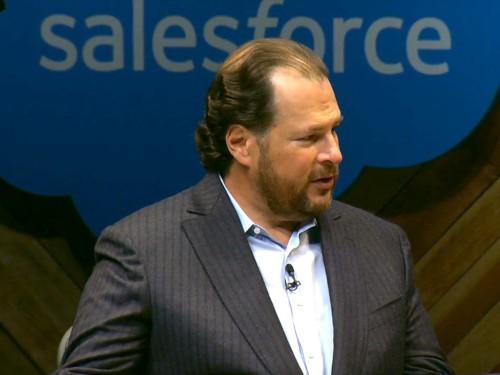 Salesforce billionaire Marc Benioff talks about the best way for investors to get rich