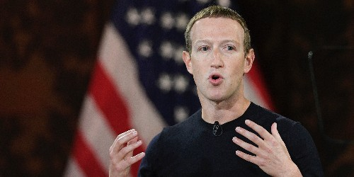 Mark Zuckerberg suggests Facebook might have helped prevent the war in Iraq - Business Insider