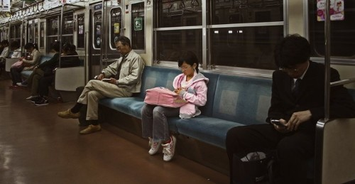 Japanese children as young as 6 or 7 take the subway and run errands alone — here's why