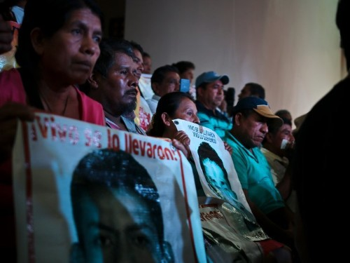 Mexico's police corruption crisis is spiraling out of control
