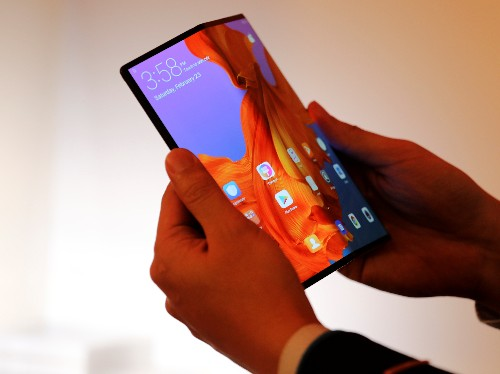 Huawei is finally taking orders for its delayed Mate X foldable phone in China from $2,400 - Business Insider