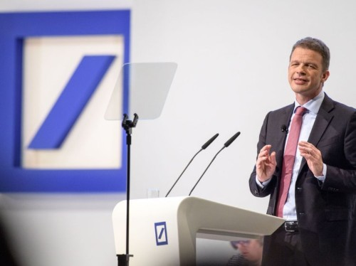 AQR head of technology joins Deutsche Bank in $15 billion digital push