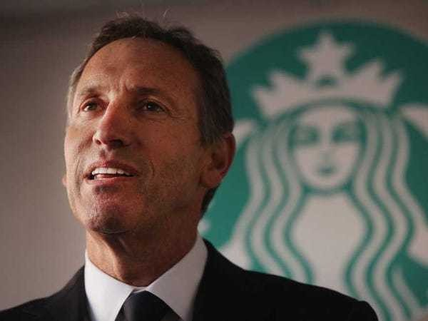 Rags-to-riches story of Howard Schultz - Business Insider