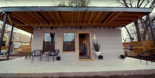 A robot can build this $10,000 house within 12 hours — take a look inside