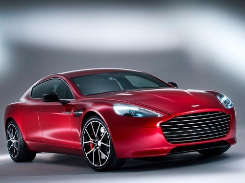 Now Aston Martin is thinking it could be the Tesla Model S killer