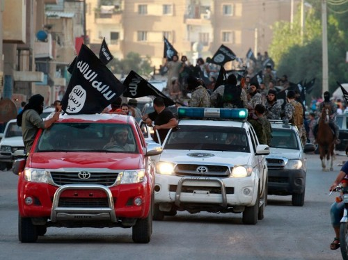 These Toyota trucks are popular with terrorists — here's why