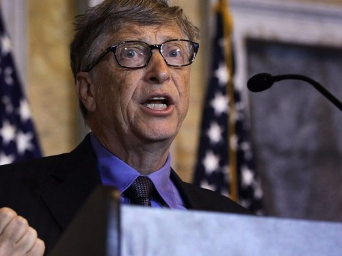 3 things Bill Gates thinks could revolutionize life in the next 20 years