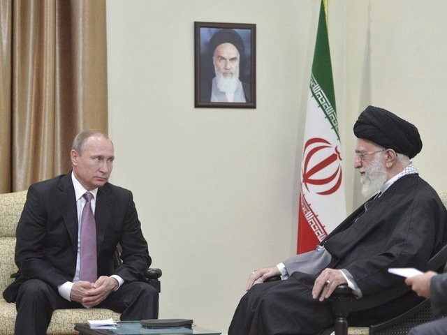 Putin is visiting Iran for the first time in 8 years — and promising to export nuclear equipment to the country