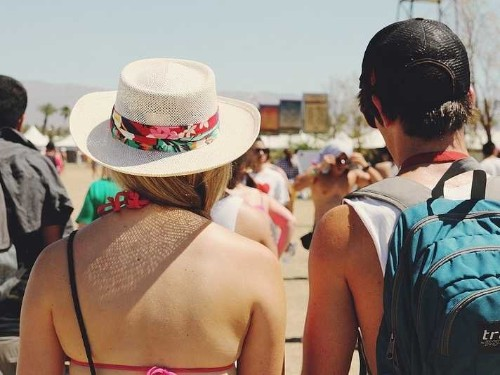 What To Bring If You're Camping Out At Coachella