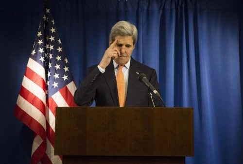 'Significant gaps' remain in Iran nuclear talks: Kerry