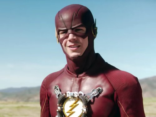 Why the actor playing the Flash in 'Batman v Superman' is different from the one fans love
