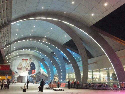 Airports with coolest attractions in the world