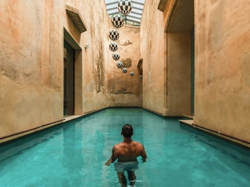 The most unusual places to stay on vacation in Spain