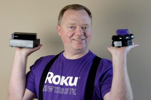 Roku drops after report says Amazon is turning up the heat on streaming (ROKU)