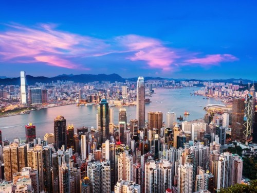 HONG KONG WARNS: Its housing bubble is a 'dangerous situation'