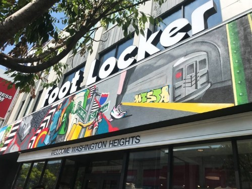 We visited the new Nike-powered Foot Locker in Washington Heights and saw why it's a sneakerhead's dream