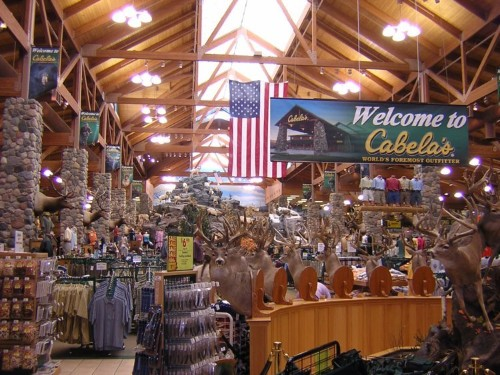 Hunting, fishing, and camping retailer Bass Pro Shops is buying Cabela's for $5.5 billion