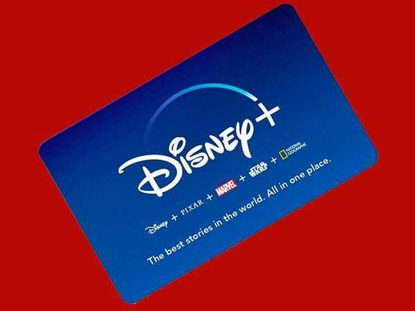 Disney Plus gift subscription card: how to buy one, how it works - Business Insider