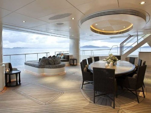 10 Extraordinary Yachts You Can Set Sail On This Summer