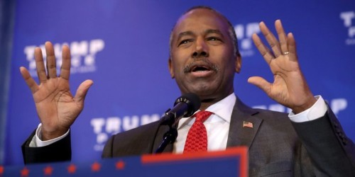Ben Carson defends Oreo gaffe, says people trying to 'ridicule' him
