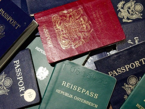 A new ranking of the world's most powerful passports shows who gets through airports easily and who doesn't