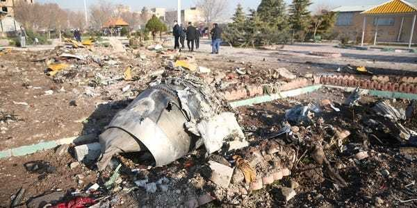 Ukrainian Flight 752 likely shot down by anti-aircraft missile: reports - Business Insider