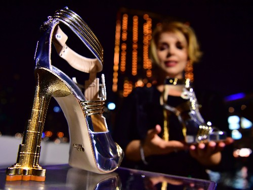 Shoes reportedly worth $20 million, made of gold, diamonds, meteorite - Business Insider