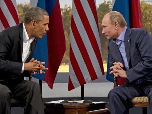 Obama Might Be Canceling A Fall Summit With Vladimir Putin Over Edward Snowden
