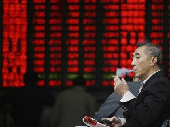 The Chinese government just took drastic steps to save the stock market