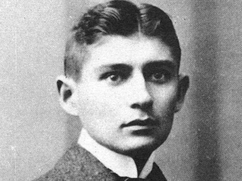 Franz Kafka made a stunning observation on work-life balance while dying from tuberculosis
