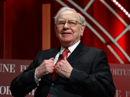 """Warren Buffett's """"not to do list"""" - Business Insider"""