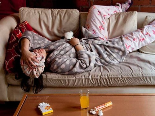 9 Simple Hacks That Will Help You Survive The Common Cold
