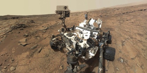 NASA's Mars rover has measured something in the air that scientists can't explain