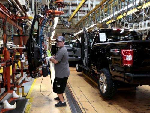 Ford: Legionella bacteria found in water at Dearborn, Michigan plant