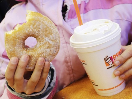 Why Dunkin' Donuts Could Crush The Competition