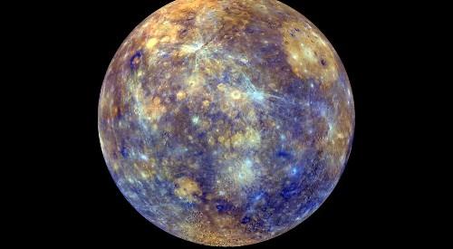 Watch MESSENGER collide with Mercury