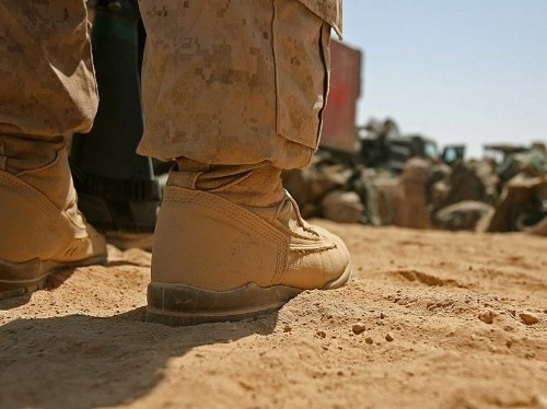 'Boots On The Ground' In Syria Just Became A Lot More Likely