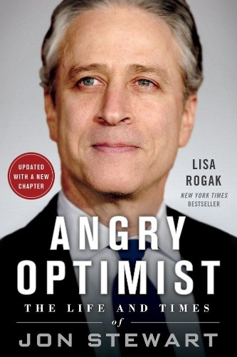 The author of Jon Stewart's biography thinks this is what the host will do after leaving 'The Daily Show'