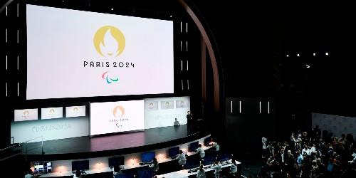 Paris 2024 Summer Olympics logo contains optical illusion - Business Insider