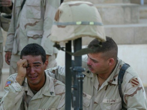 US military morale is reportedly at 'rock bottom' again