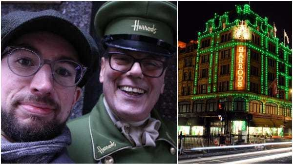I went to Harrods even though I hate shopping, and it was so fun I'd go back - Business Insider