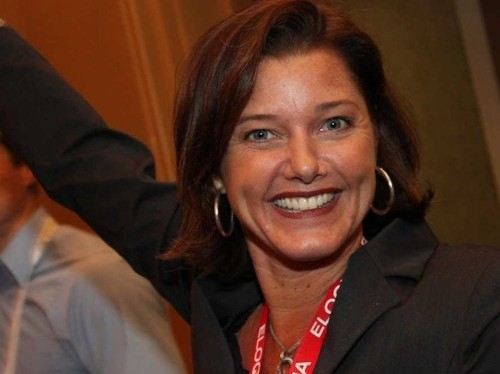 Meet The Woman Charged With Transforming Oracle's Sales Force