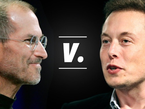 Steve Jobs Or Elon Musk— Which Legendary Executive Actually Achieved More?