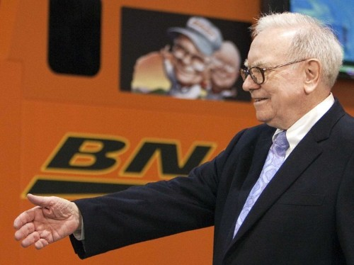 Here's the one thing that went wrong for Berkshire Hathaway in 2014