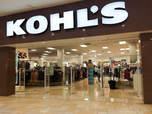 Kohl's plunges after slashing its guidance (KSS)