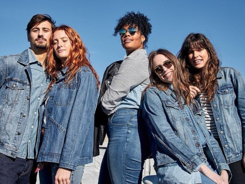 J.Crew and sister brand Madewell launched new sustainable denim collections that use less water, chemicals, and energy to produce