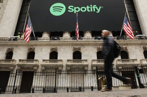Spotify slips after not adding as many paid subscribers as hoped (SPOT)