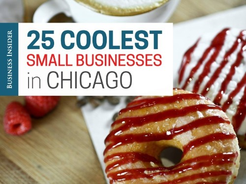 The 25 coolest new businesses in Chicago - Business Insider