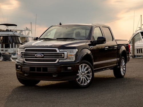 Tesla a 'credible competitor' for electric Ford F-150