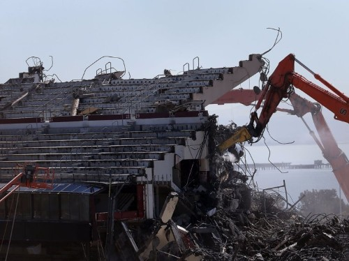 CONSTRUCTION CEO: Building sports stadiums isn't a high margin business